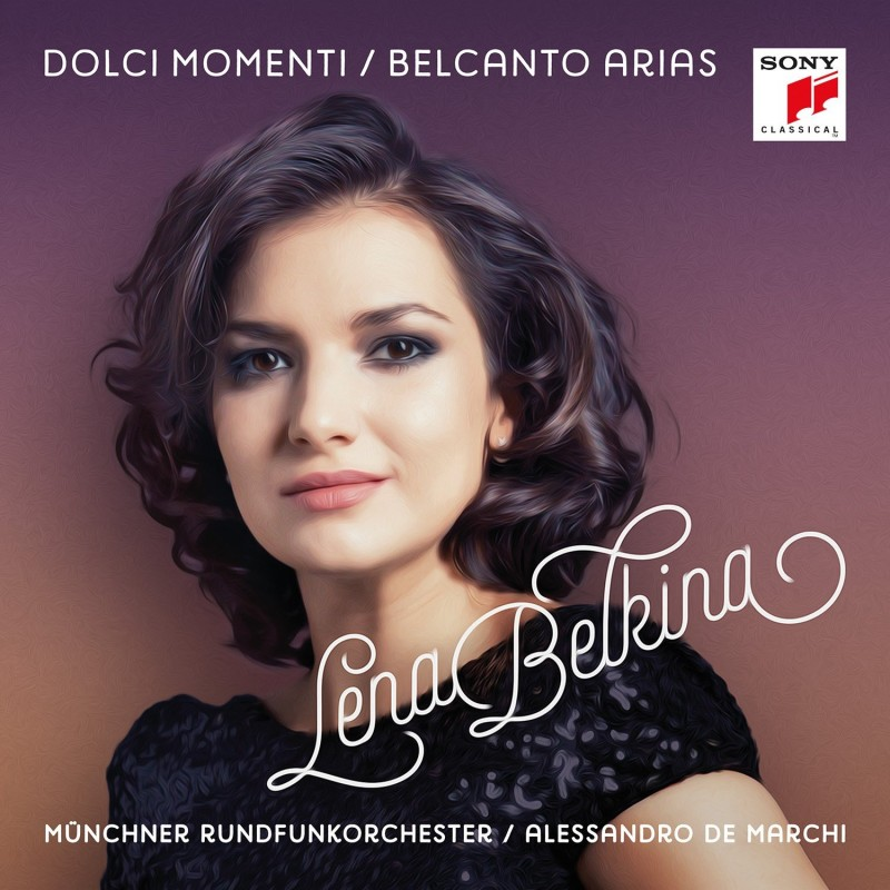 Dolci Momenti / Belcanto Arias / Sony Classical